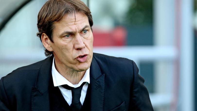 Serie A Roma, Garcia: «Totti non convocato. Non è ancora pronto»