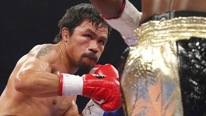 Pugilato, Pacquiao torna sul ring