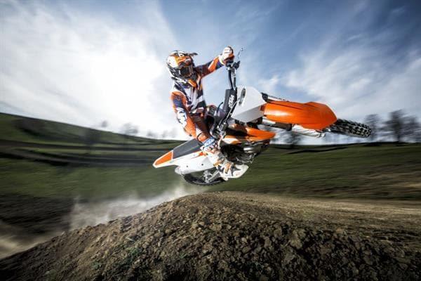 KTM: campagna di richiamo per le moto da cross