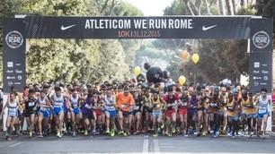 We Run Rome 2015, vince Carvalho davanti a Meucci