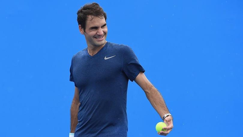 Brisbane, Federer: «Mi sento più forte di un anno fa»