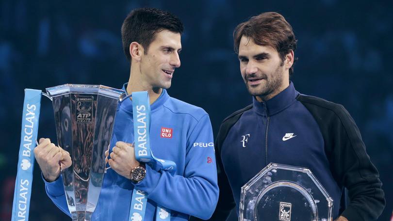 Tennis, Djokovic: «Strano vedere Ljubicic nello staff di Federer»