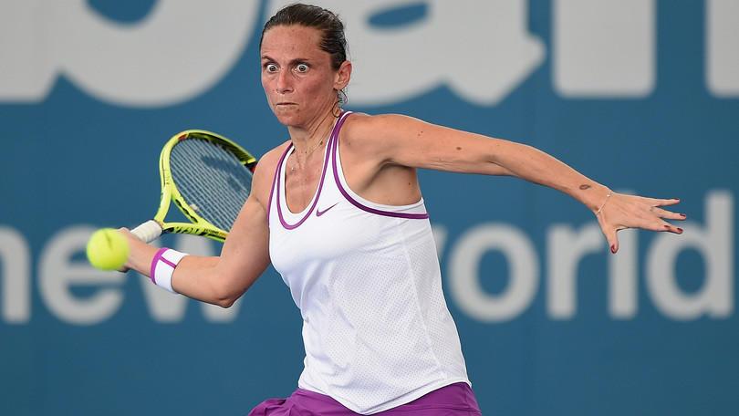 Tennis, Brisbane: la Vinci passa il turno