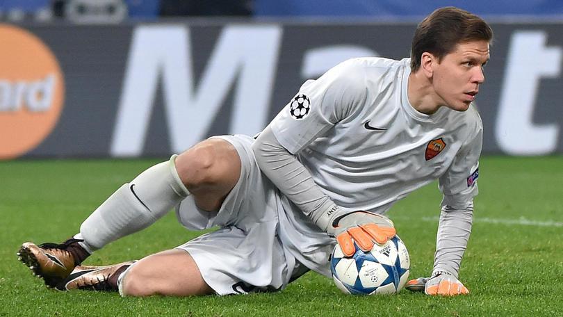 Roma, Szczesny vuole restare, «ma tornerà all'Arsenal»