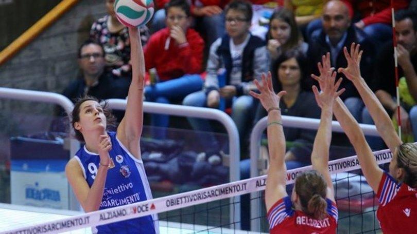 Volley: A1 Femminile, Vicenza saluta Busa e Drpa