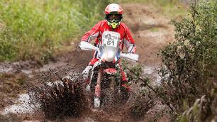 Dakar, 2° tappa nel fango: la fatica dei piloti