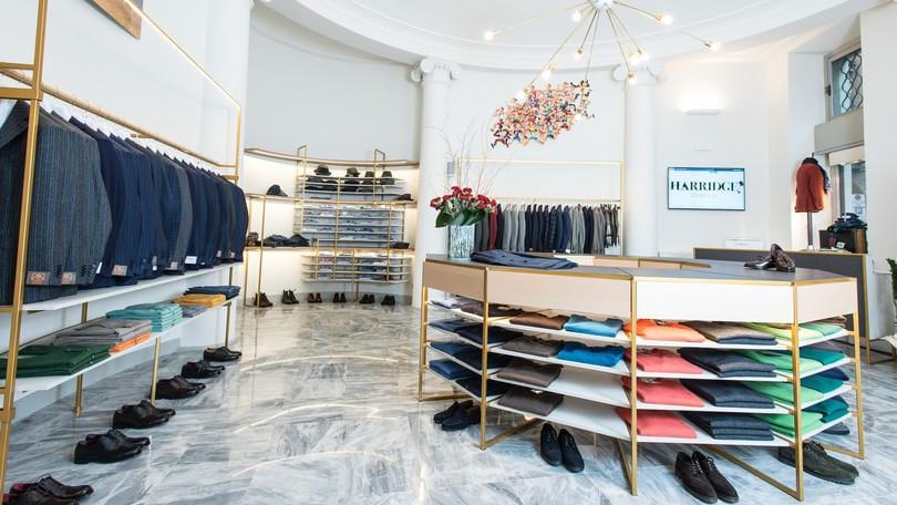 5711abee70 Harridge DeiMille. A Torino il primo flagship store dedicato all ...