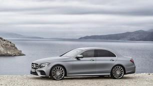 Mercedes Classe E 2016, le immagini in anteprima