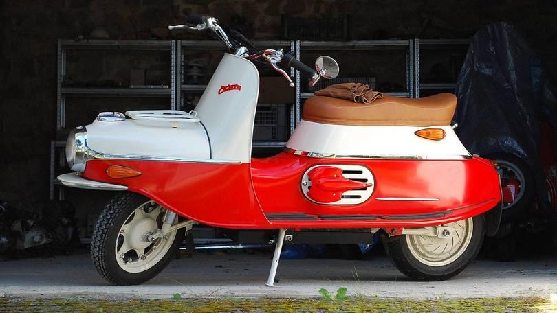 """Cezeta: rinasce la """"Lambretta"""" dell'Est"""