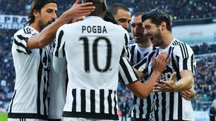 Serie A Juventus-Verona 3-0, le immagini del match