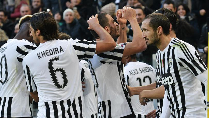 Serie A, Juventus-Verona 3-0: Dybala, Bonucci e Zaza