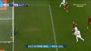 Chievo Verona-Roma, la fotosequenza del gol di Pepe
