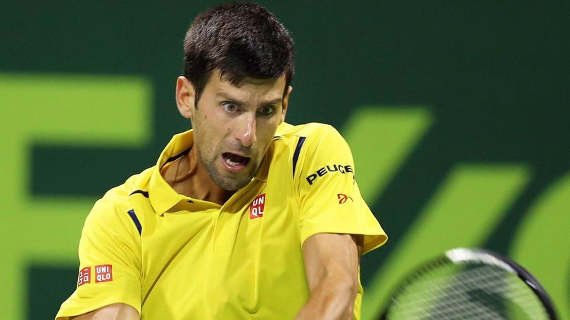 Tennis, Atp Doha, Djokovic non sbaglia un colpo
