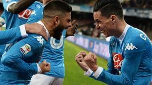 Serie A, Napoli-Torino: le emozioni del match