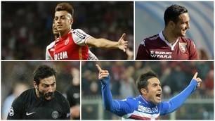 Calciomercato show, tutti gli obiettivi delle big di Serie A