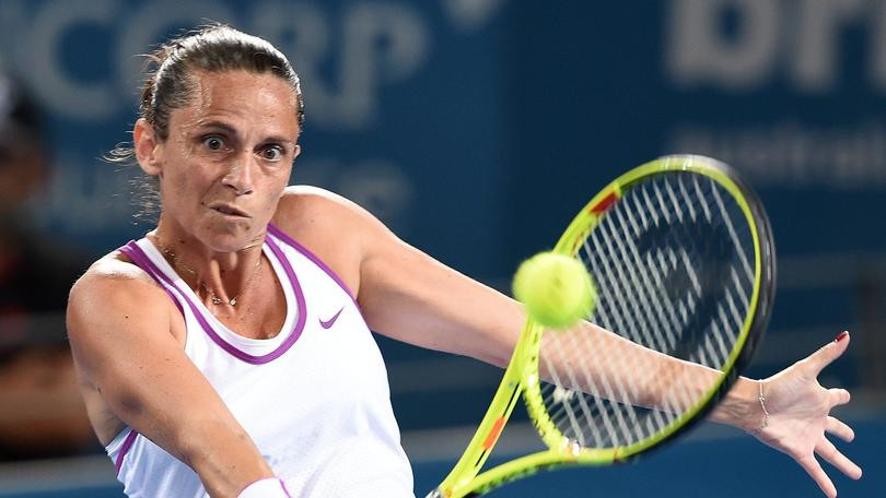 Tennis, Wta Brisbane, Vinci ko con Azarenka