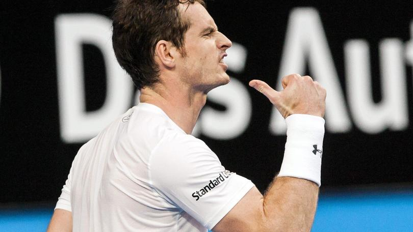 Australian Open: Murray a