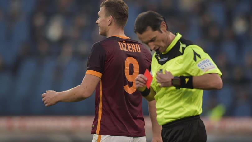 Serie A Roma, Dzeko salta il Milan: respinto il ricorso