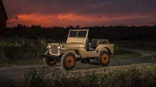 Jeep, il mito 4x4 compie 75 anni