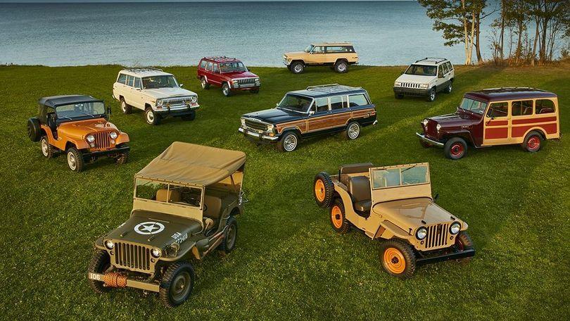 Jeep, 75 anni da record e nuovi modelli speciali