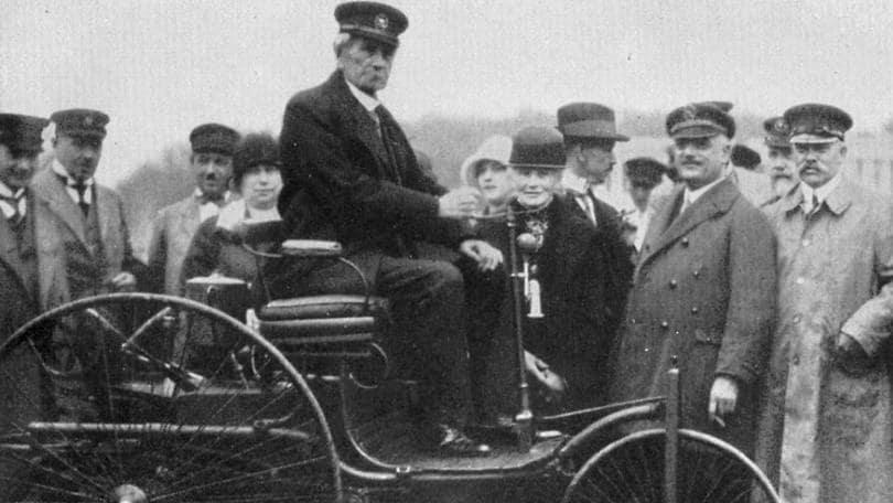 L'automobile compie 130 anni, da Benz alla guida autonoma