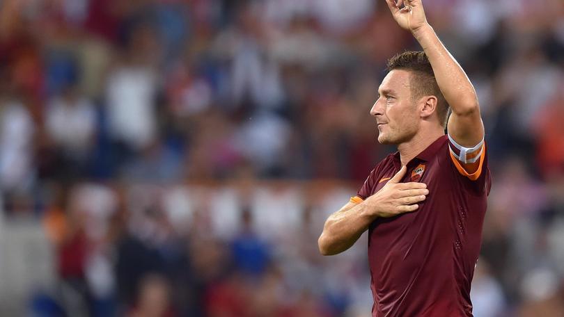 Serie A Roma, i convocati: Totti nella lista