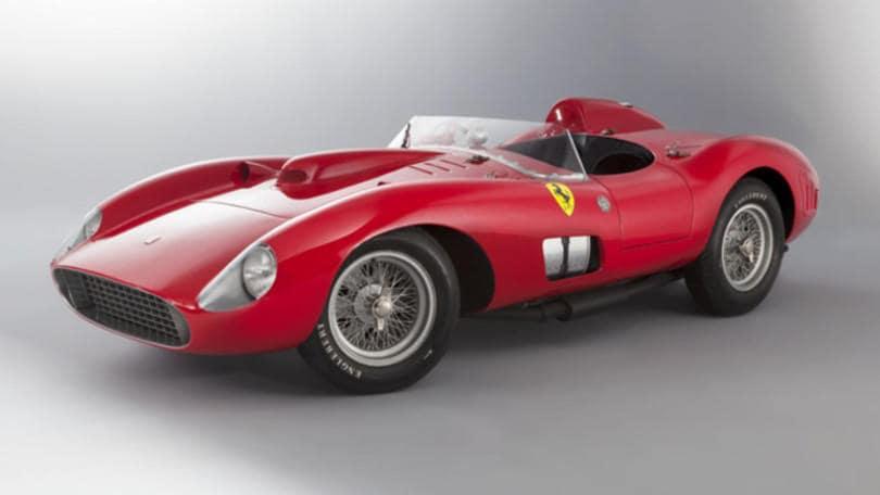 Ferrari: all'asta una Scaglietti da 30 milioni di euro