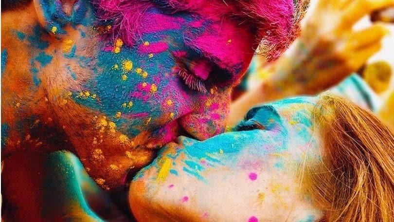 Holi Festival: il nuovo trend di Capodanno