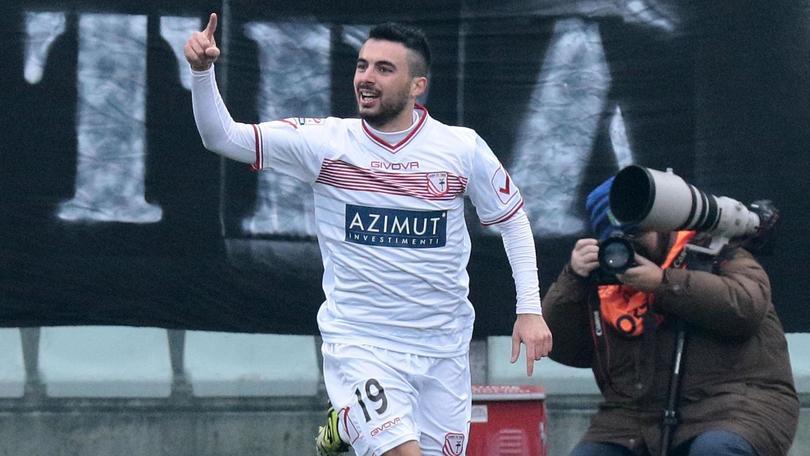 Carpi, Pasciuti da record: gol dalla Serie D alla A con la stessa maglia