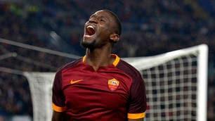 Roma-Milan 1-1, pareggio e fischi all'Olimpico
