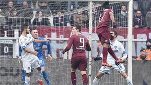 Torino-Empoli 0-1: Maccarone sblocca, granata ko