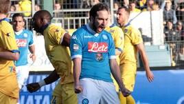Serie A, il Napoli è campione d'inverno dopo oltre 26 anni d'attesa