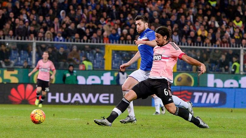 Diretta Sampdoria-Juventus 1-2