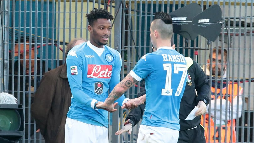 Serie A Napoli, i convocati: assente Chalobah