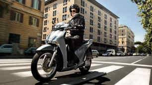 Scooter: i 10 modelli più venduti nel 2015