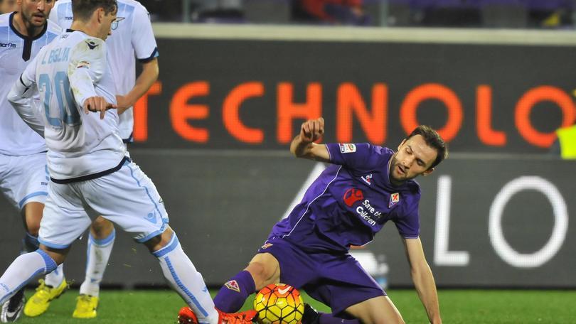 Serie A Fiorentina, lesione Badelj: controlli tra tre settimane