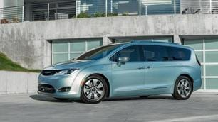 Chrysler Pacifica, Salone di Detroit 2016