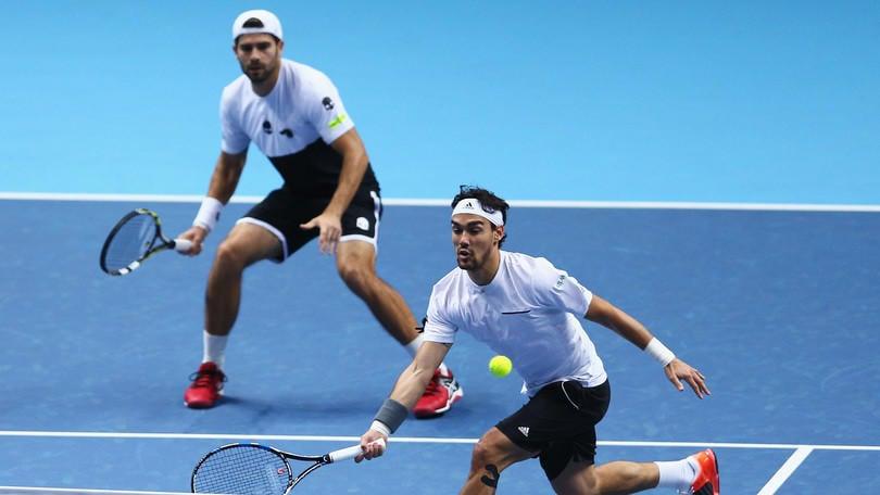 Tennis, Atp: italiani stabili, Fognini, Seppi e Bolelli