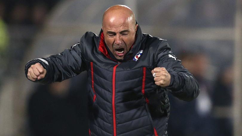 Calciomercato Roma, Sampaoli: «Nessun contatto con i giallorossi»
