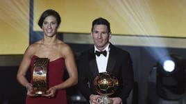 Fifa, è ufficiale: Messi vince il Pallone d'Oro 2015