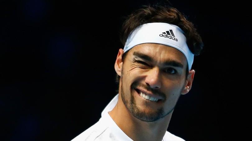 Tennis: Atp Auckland, prima vittoria per Fognini