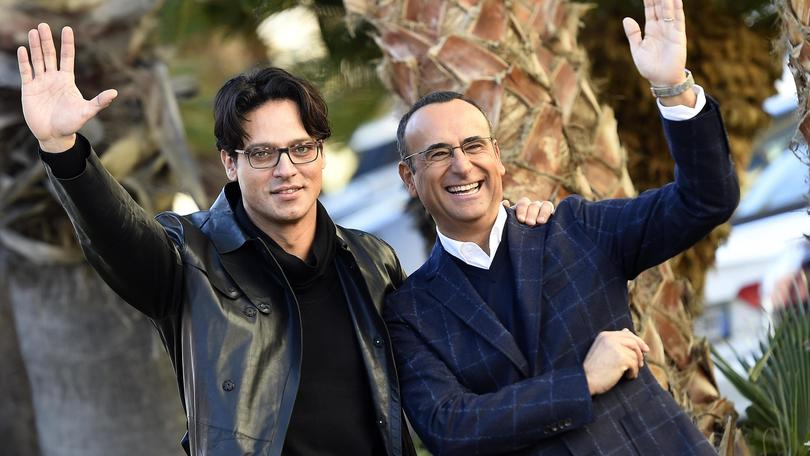 Sanremo 2016: Gabriel Garko nel cast di Carlo Conti