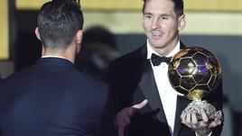 Pallone d'oro: per i bookie Messi arriverà a quota 6