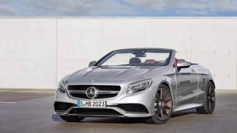 Mercedes celebra Benz con la S Cabrio Edition 130