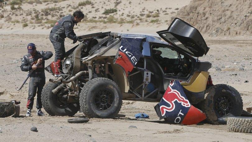 Nuovo incidente alla Dakar, un morto e sei feriti