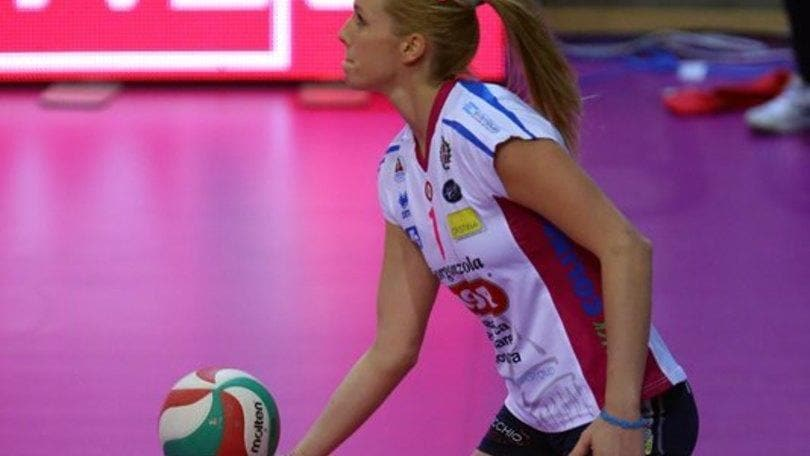 Volley: A1 Femminile, Busto ingaggia Helene Rousseaux