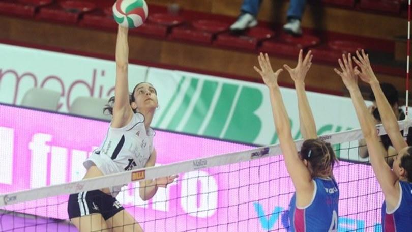 Volley: A2 Femminile, Cisterna si rinforza con Maruotti