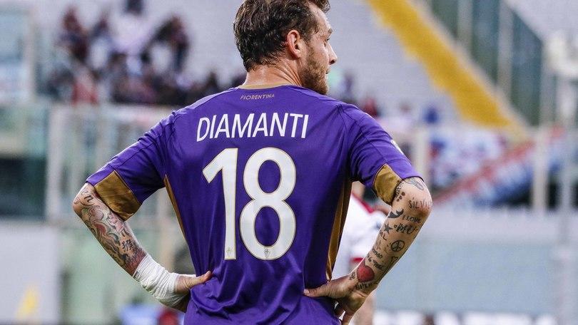 Calciomercato Atalanta, Diamanti arriva in prestito