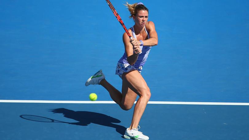 Tennis Hobart, la Giorgi si ferma ai quarti