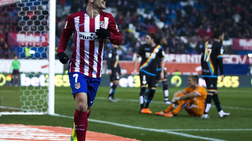 Coppa del Re, Atletico Madrid e Valencia completano i quarti